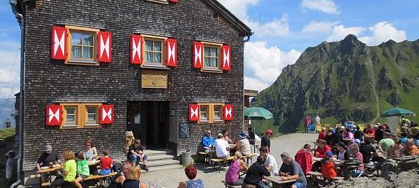 Wormser Hütte Sommer 2013
