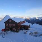 Wormser Hütte Neujahrstag 2014