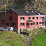 Wormser Hütte im Sommer 2011