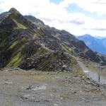 Wanderweg zur Wormser Hütte